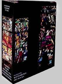 Stained Glass before 1700 in American Collections. Corpus Vitrearum Checklists I- IV.Studies in the History of Art. Volumes 15, 23, 28, 39. Madeline H. Caviness.