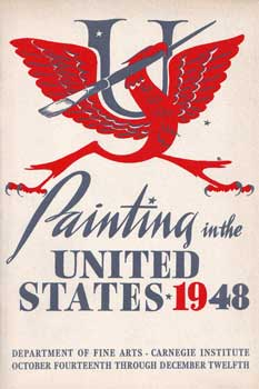 Painting in the United States, 1948. Carnegie Institute.