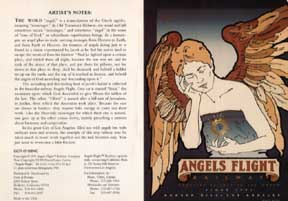 Angels Flight Railway. David Lance Goines.