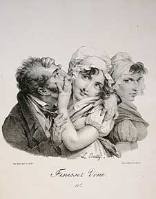 Finissez donc. Louis Boilly.