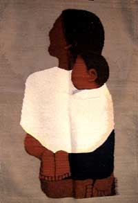 Mother and Child. Diego Rivera, After.