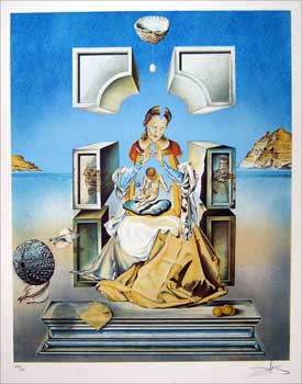 Madame de Port Lligat. Salvador Dali, After.