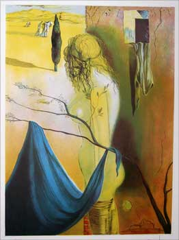 The Age of Anxiety. Salvador Dali, After.