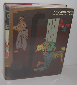 American Prints in the Library of Congress: A Catalogue of the Collection. Karen Beall.