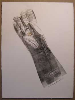Small Worker's Glove. Mark Luca.