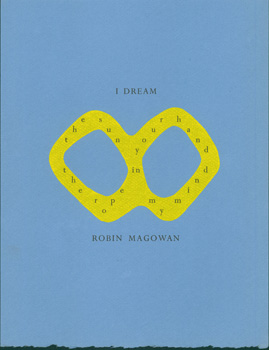 I Dream. Robin Magowan, Noel Young, Alan Brilliant, print, des.
