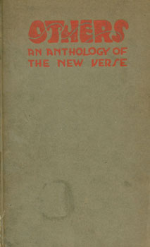 Others. An Anthology of the New Verse. Alfred Kreymborg.