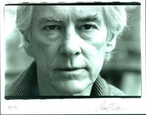 [Photograph of Poet Michael McClure].