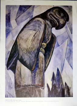The Great Eagle, Skidegate, B.C. Emily Carr, artist.