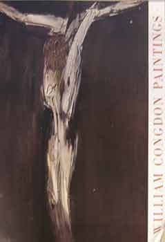 William Congdon Paintings, February 20 through March 10, 1962 [Exhibition Brochure]. William Congdon, Betty Parsons Gallery, New York.