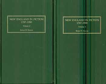 New England in Fiction: 1787-1990 (Two volumes). Robert B. Slocum.