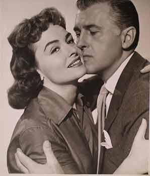 """Donna Reed and Stewart Granger in """"The Whole Truth"""", 1958. Columbia Pictures."""