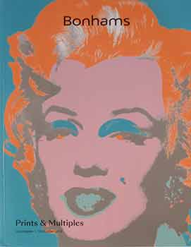 Prints and Multiples: Los Angeles, October 15, 2019 auction. Lots 1-211. Bonhams.