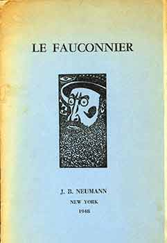 First American Le Fauconnier exhibition, December 18th, 1948 to January 15th, 1949 at the New Art Circle, J.B. Neumann, New York. Henri Le Fauconnier, New Art Circle.