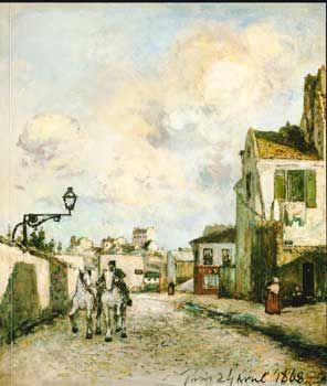 French 19th and 20th Century Paintings and Works on Paper. Lots 1-24. Artists Include Maximilien Luce, Louis Valtat, and Raoul Dufy. Maximilien Luce, Louis Valtat, Raoul Dufy.