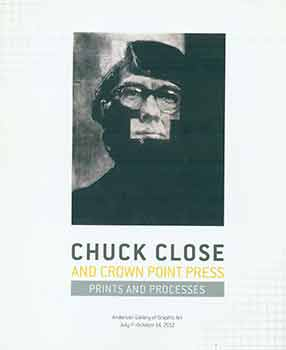 Chuck Close and Crown Point Press. Anderson Gallery of Graphic Art.