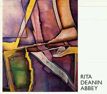 Rita Deanin Abbey: From Desert to Bible Vistas. University of Nevada, Las Vegas, Alta Ham Fine Arts Gallery, March 12-April 6, 1984. [Exhibition catalogue]. Rita Deanin Abbey, Alta Ham Fine Arts Gallery at the University of Nevada, Las Vegas.