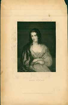 Lady Vivian. (Engraving). 19th Century British Artist.