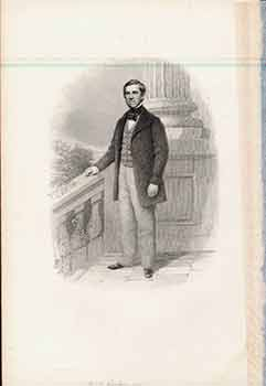 Justice Oliver Wendell Holmes. (Engraving). 19th Century American Artist.