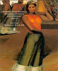 Important Latin American Paintings, Drawings and Sculpture (Part I). May 15, 1996. Sale #8422. Lot #s 1 to 59. Christie's, New York.