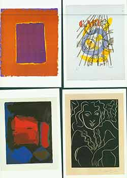 "Collection of six prints on glossy card, 7"" x 4"" Alan Cristea Gallery."