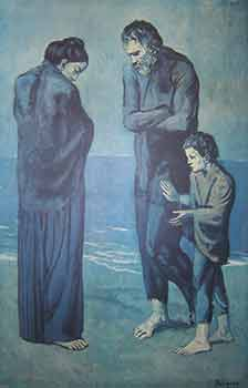 The Tragedy. Pablo Picasso.