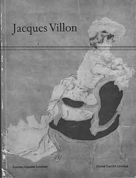 Jacques Villon - Master Prints. July 5 - 11, 1980. Jacques Villon.