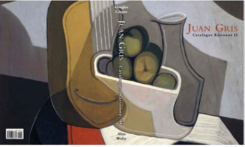 Juan Gris: Catalogue Raisonné de L'Oeuvre peint = Catalogue Raisonné of the Paintings. Douglas Cooper.