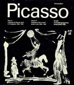 Picasso: Catalogue of the Printed Graphic Work, 1966-1969. Vol. 2. Georges Bloch.
