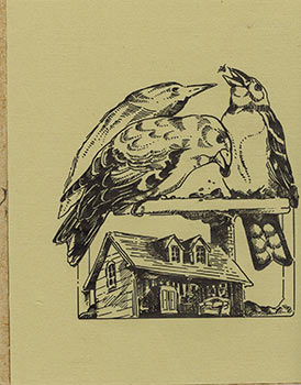The Life of Parts, or Thanking You for the Book on Birdfeeders. Robert Vas Dias, Ellen Lanyon.