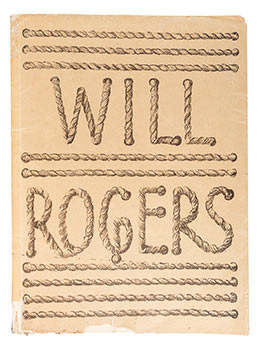 Will Rogers Illustrated by Paul E. Corrubia. Paul E. and Corrubia, Loyd W. Rowland, artist.