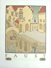 Faust [poster]. David Lance Goines.
