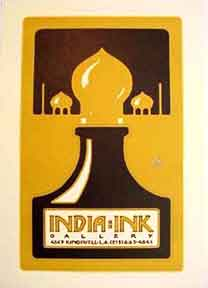India Ink [poster]. David Lance Goines.