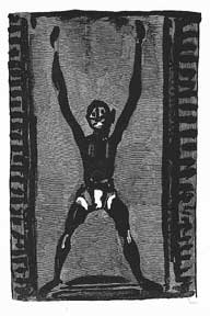Bamboula. Georges Rouault.