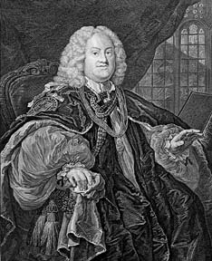 Bishop Hoadly, a plate from The Works of William Hogarth from the Original Plates restored by James Heath, &c. William Hogarth.