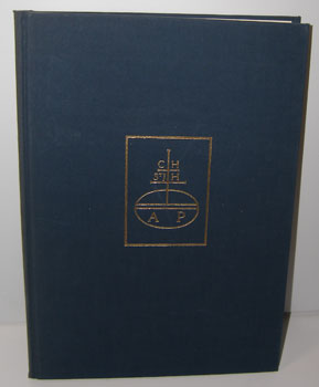 A Descriptive Bibliography of the Books Printed at the Ashendene Press, 1894-1935. C. H. St. John Hornby.