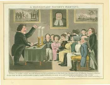 A Missionary Society Meeting. Thomas McLean.