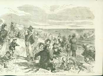 Eight Hours At the Sea-Side. John Leech.