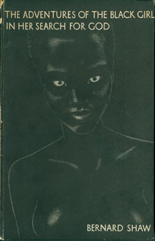 The Adventures of the Black Girl in her Search for God. des, engrav, George Bernard Shaw, John Farleigh.
