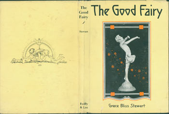 Dust Jacket for The Good Fairy. Grace Bliss Stewart.