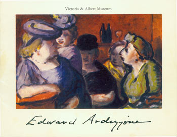 Edward Ardizzone: Victoria & Albert Museum, 15 December 1973 to 13 January 1974. 128 Items described. Edward Ardizzone, Victoria, Albert Museum.