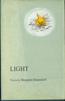 Light. Original First Edition with signed dedication by author to Judy Stone. Margaret Diesendorf.