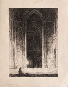 Ely Cathedral. Warren Cheney.