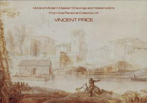 Old and Modern Master Drawings and Watercolors from the Collection of Vincent Price. Robert Flynn Johnson, introduction, foreword Aldis Browne, Claire Williams McLiam.