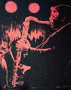 Train. John Coltrane. O. Henley