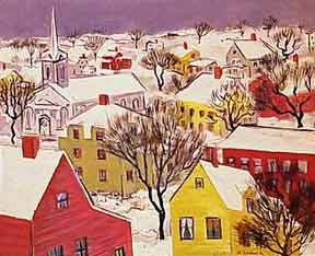 Rockville Winter. Helen Ludwig
