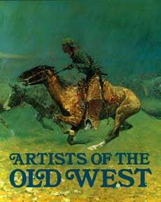 Artists of the Old West. John C. Ewers