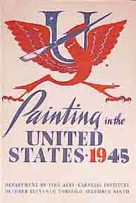 Painting in the United States, 1945. Carnegie Institute