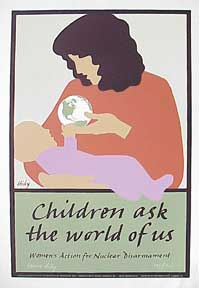 Children Ask the World of Us. II. Lance Hidy