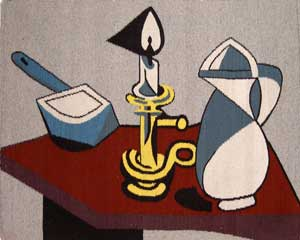 Pitcher, Candlestick and Enameled Pan. Pablo Picasso, after
